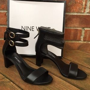 New in Box Nine West sandals size 7.5